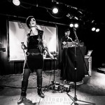 KIRLIAN CAMERA & DEAR STRANGE - Krefeld, Kulturfabrik (25.01.2013)