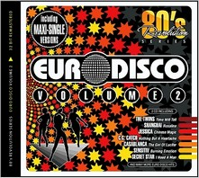 Sampler - 80s Revolution: Euro Disco Vol.2