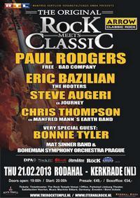 Preview : Das Original kommt zurück: ROCK MEETS CLASSIC auf Tour in 2013