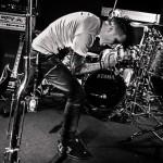 BLACK LIGHT BURNS & JAYCE LEWIS - Köln, Underground (29.01.2013)