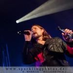 REA GARVEY, NICK HOWARD & RYAN SHERIDAN - Oberhausen, Turbinenhalle (02.02.2013)