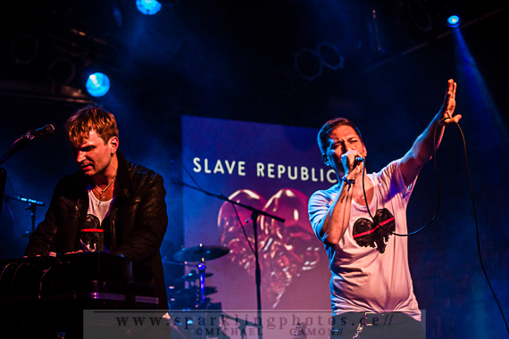 DIORAMA & SLAVE REPUBLIC - Bochum, Matrix (08.03.2013)