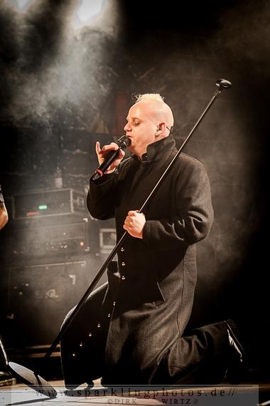MONO INC. & A LIFE [DIVIDED] - Duisburg, Pulp (16.03.2013)