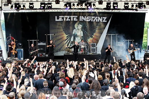 """Preview : LETZTE INSTANZ präsentieren ihre """"Schuldig - Heilig - Ewig"""" Trilogie live on Tour"""