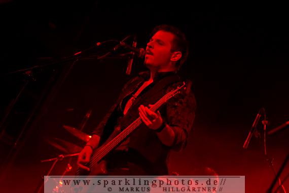 RIVERSIDE, JOLLY & DIANOYA - Köln, Live Music Hall (25.03.2013)