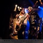 LORDI, TRI STATE CORNER & REVERSE GRIP - Köln, Essigfabrik (11.04.2013)