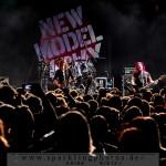 NEW MODEL ARMY / TRAVELS & TRUNKS - Dortmund, FZW (26.04.2013)