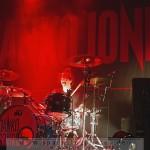 DANKO JONES & BOMBUS - Köln, Live Music Hall (05.05.2013)
