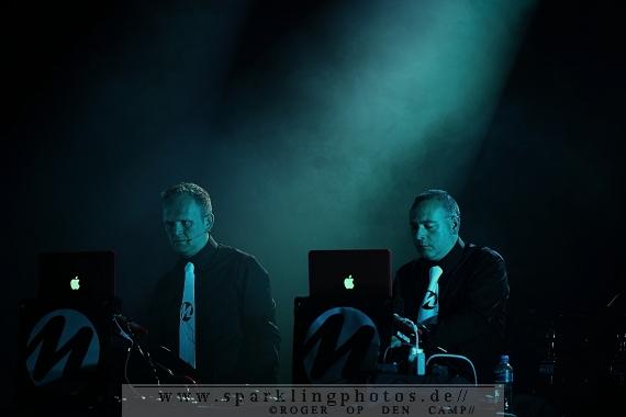 OMD - Orchestral Manoeuvres In The Dark - NL, Utrecht, Tivoli (17.05.2013)