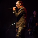 PETER MURPHY (plays BAUHAUS) & THE ARCH - Bochum, Christuskirche (22.05.2013)