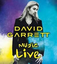 Preview : DAVID GARRETT mit bombastischer Show auf Music-Tour