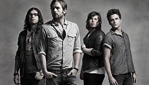 Preview : KINGS OF LEON im Juni 2013 mit Open Air in Berlin und Arena Shows in Köln und Frankfurt