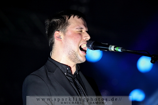 Preview : Die WHITE LIES live im November 2013, VVK gestartet - FREE DOWNLOAD!
