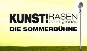 Preview : KUNST!RASEN bringt auch 2013 wieder namhafte Künstler nach Bonn!