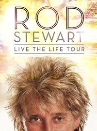 Preview : Altmeister ROD STEWART kommt 2013 für 2 Konzerte nach Deutschland