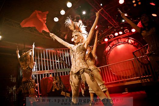Preview : Die extravagante EMILIE AUTUMN verzaubert 2013 wieder ihr Publikum