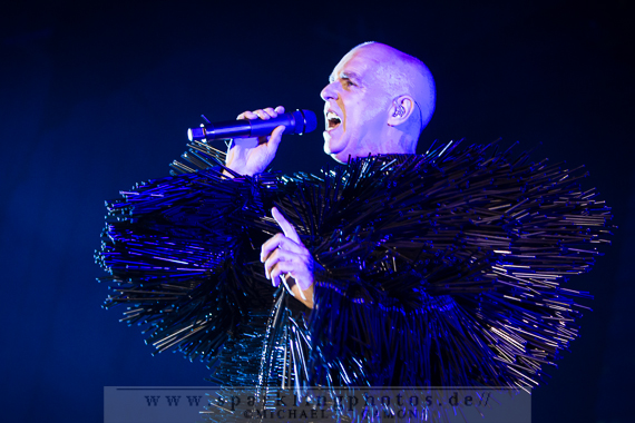 PET SHOP BOYS – Dortmund, Westfalenhalle 3 A (01.07.2013)