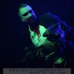 DUBHFEST (mit DIARY OF DREAMS, GOTHMINISTER, SHELLCASE) - B- Poperinge (21.09.2013)