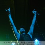 CHILDREN OF BODOM, INSOMNIUM & MEDEIA - Köln, Live Music Hall (01.10.2013)