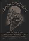 Preview : Das einzige Deutschlandkonzert der legendären BLACK SABBATH findet in Dortmund statt