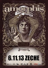 Preview : Die Dark Rock / Metal-Meister AMORPHIS auf Tour im November