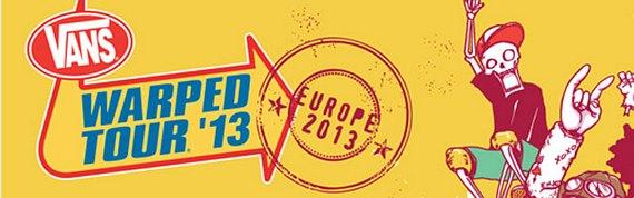 Preview : Die VANS WARPED TOUR kehrt zurück nach Europa!