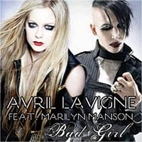 "MARILYN MANSON im Duett mit AVRIL LAVIGNE?! Neues Video ""Bad Girl"""