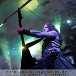 POWERWOLF, MAJESTY, BATTLE BEAST & WISDOM - Köln, Essigfabrik (24.10.2013)