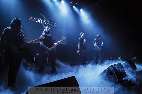 AEON SABLE - Essen, Zeche Carl (02.11.2013)