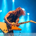 ALTER BRIDGE & HALESTORM - Düsseldorf, Mitsubishi Electric Halle (04.11.2013)