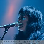 QUEENS OF THE STONE AGE & BAND OF SKULLS - Düsseldorf, Mitsubishi Electric Halle (08.11.2013)