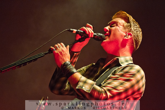 QUEENS OF THE STONE AGE auf Villains-Tour