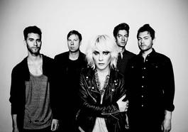 Preview : Pathos, Kitsch und Wahnsinn: THE SOUNDS auf Tour im November