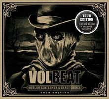 CD/DVD-Rezension : VOLBEAT - Outlaw Gentlemen & Shady Ladies - Tour Edition