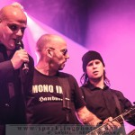 MONO INC. & THE BEAUTY OF GEMINA - Oberhausen, Turbinenhalle (30.11.2013)