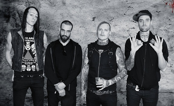Interview: COMBICHRIST (Andy LaPlegua, Joe Letz, Abbey Nexx & Z Marr)