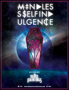 Preview : Stilmix der besonderen Art mit MINDLESS SELF INDULGENCE live in Frankfurt