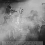 THE VIOLET STEAM EXPERIENCE (BAL NOIRE) - Oberhausen, Kulttempel (28.12.2013)