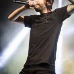 A DAY TO REMEMBER - Oberhausen, Turbinenhalle (05.02.2014)
