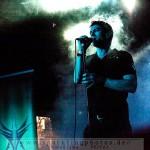 14 Jahre E.O.D. (NACHTMAHR, FROZEN PLASMA & CHAINREACTOR) - Bochum, Matrix (14.02.2014)