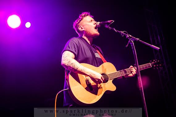FRANK TURNER & THE SLEEPING SOULS - Oberhausen, Turbinenhalle (20.02.2014)