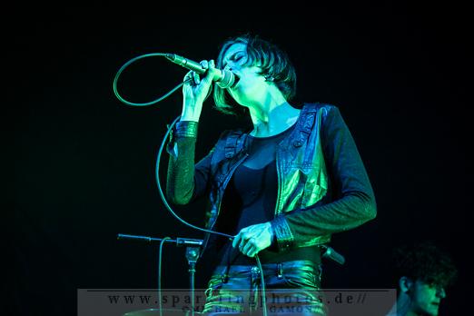 Preview : THE JEZABELS stellen ihr neues Album The Brink live vor