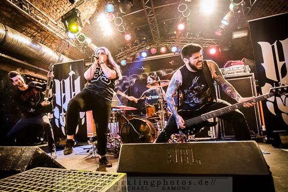 ESKIMO CALLBOY - Bochum, Matrix (06.03.2014)