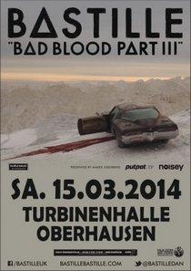 Preview : BASTILLE nach ausverkaufter Tour erneut in Deutschland unterwegs