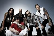 Preview : FIVE FINGER DEATH PUNCH mit exklusiver NL-Show in Tilburg!
