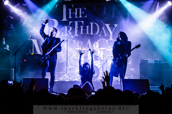 THE BIRTHDAY MASSACRE - Duisburg, Pulp (27.03.2014)