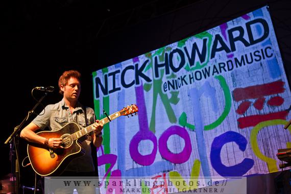 BOYCE AVENUE & NICK HOWARD - Köln, Palladium (28.03.2014)