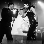 DIARY OF DREAMS & IN STRICT CONFIDENCE - Bochum, Zeche (09.04.2014)