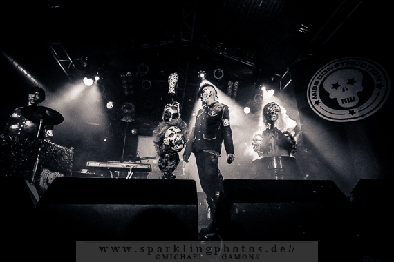 OUT OF LINE WEEKENDER WARM-UP 2014 (COMBICHRIST, RABIA SORDA...) - Bochum, Matrix (26.03.2014)