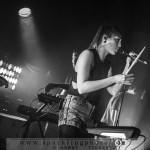 CLAIRE & VENOM IS BLISS - Düsseldorf, zakk (07.04.2014)